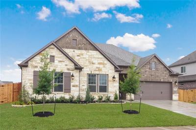 College Station Single Family Home For Sale: 4309 Egremont Place