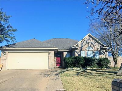 Bryan Single Family Home For Sale: 1802 Beaver Pond Court