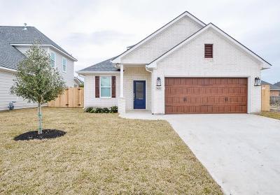 Brazos County Single Family Home For Sale: 2508 Cordova Ridge