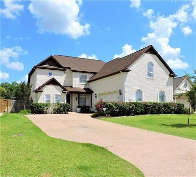 College Station Single Family Home For Sale: 2182 Chestnut Oak Circle