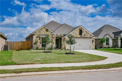 College Station Single Family Home For Sale: 4107 Briles Court
