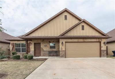 College Station Single Family Home For Sale: 414 Hayes Lane