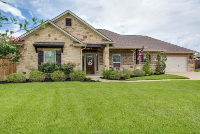 College Station Single Family Home For Sale: 4113 Deep Stone Court