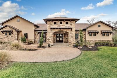 College Station Single Family Home For Sale: 18067 Martingale Court