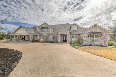 College Station Single Family Home For Sale: 3622 Chaco Canyon Drive