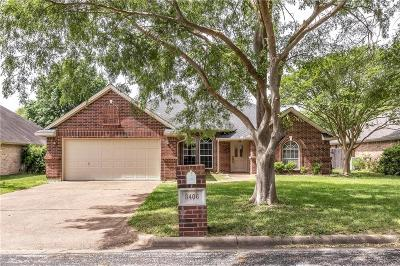 College Station Single Family Home For Sale: 3406 Regal