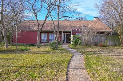 College Station TX Single Family Home For Sale: $233,400