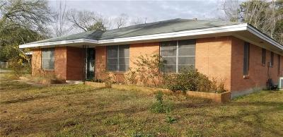Brazos County Single Family Home For Sale: 412 South Coulter Drive