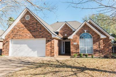 Brazos County Single Family Home For Sale: 3913 Puffin Way