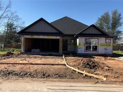 Brazos County Single Family Home For Sale: 1896 Reese Ave