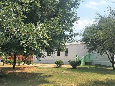 North Zulch Single Family Home For Sale: 545 South Old Springfield Road