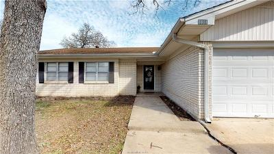 Brazos County Single Family Home For Sale: 2301 Carter Creek Parkway