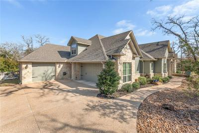 College Station Single Family Home For Sale: 18405 Kiowa Cove