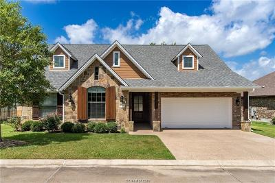 College Station Single Family Home For Sale: 17552 Seneca Springs
