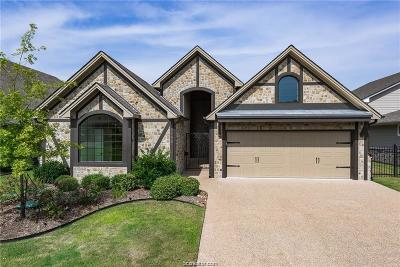 College Station Single Family Home For Sale: 17793 Seneca Springs