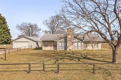 College Station, Bryan, Iola, Caldwell, Navasota, Franklin, Madisonville, North Zulch, Hearne Residential Lots & Land For Sale: 24245 County Road 114