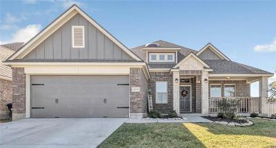 College Station Single Family Home For Sale: 4028 Dunlap Loop