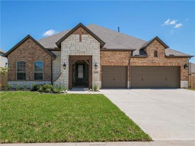 College Station Single Family Home For Sale: 4405 Egremont Place