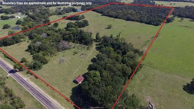 Caldwell Residential Lots & Land For Sale: Tbd Fm 2000(42.09 Acres)