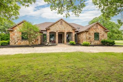 Bryan Single Family Home For Sale: 12844 Copperhead Road