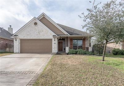 College Station TX Single Family Home For Sale: $233,900