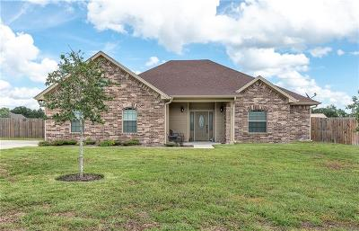 North Zulch Single Family Home For Sale: 4265 Green Pastures