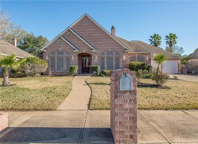 Single Family Home For Sale: 5128 Bellerive Bend Drive