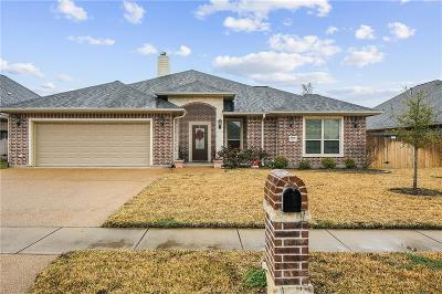 Brazos County Single Family Home For Sale: 2207 Ironwood Drive