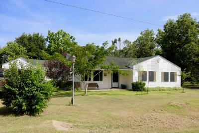 Grimes County Single Family Home For Sale: 10610 F M 1696 Road