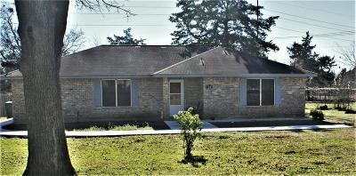 Bryan Single Family Home For Sale: 3205 West 28th Street