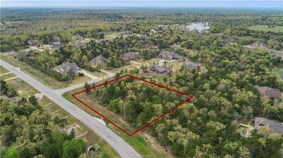 College Station, Bryan, Iola, Caldwell, Navasota, Franklin, Madisonville, North Zulch, Hearne Residential Lots & Land For Sale: 5300 Majestic Oak Court
