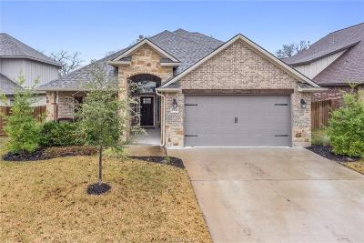 College Station TX Single Family Home For Sale: $319,900