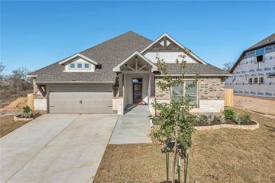 Brazos County Single Family Home For Sale: 3608 Haskell Hollow Loop