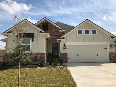 Creek Meadows Single Family Home For Sale: 4014 Lodge Creek