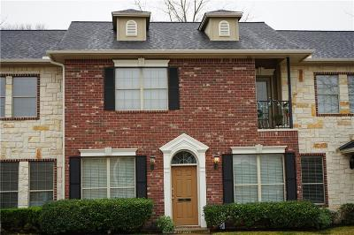 College Station TX Condo/Townhouse For Sale: $194,500
