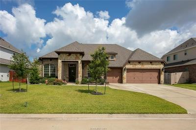 College Station Single Family Home For Sale: 2602 Somerton Court