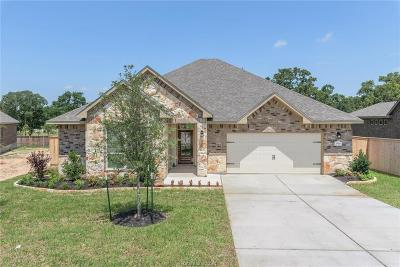 College Station Single Family Home For Sale: 3616 Haskell Hollow Loop