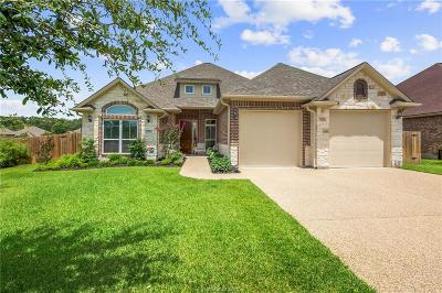 Bryan Single Family Home For Sale: 2901 Caney Court