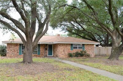 Hearne Single Family Home For Sale: 810 Anderson Street