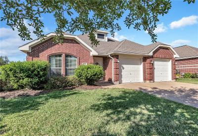 College Station TX Single Family Home For Sale: $290,000