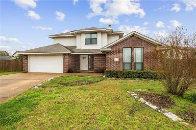 Bryan , College Station Single Family Home For Sale: 3210 Toni Court