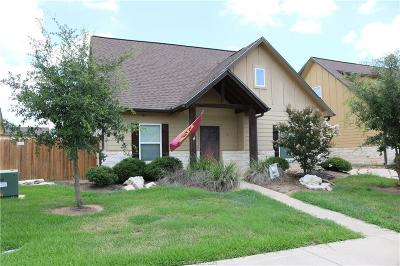 College Station TX Single Family Home For Sale: $220,000