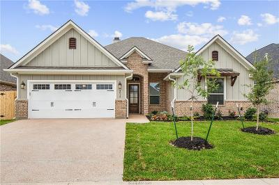 Brazos County Single Family Home For Sale: 4013 Crooked Creek Path