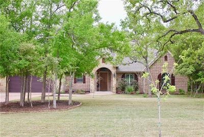 College Station TX Single Family Home For Sale: $549,999