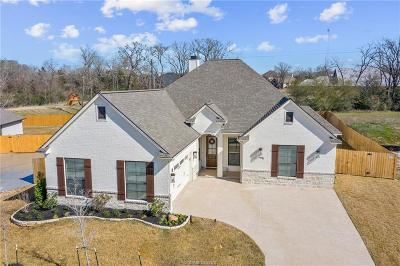 Bryan Single Family Home For Sale: 3237 Rose Hill Lane