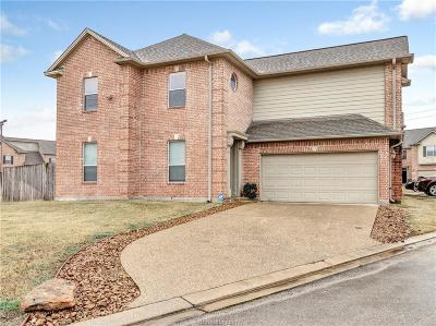 Bryan TX Condo/Townhouse For Sale: $179,900