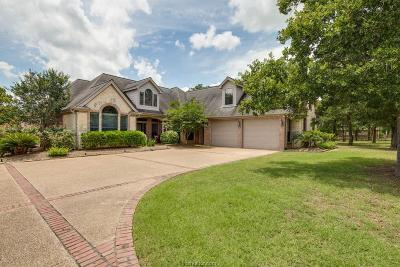 Brazos County Single Family Home For Sale: 4163 Ripplewood Court
