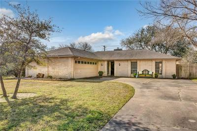 College Station TX Single Family Home For Sale: $196,000
