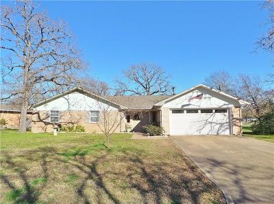 Single Family Home For Sale: 2743 San Felipe Dr.