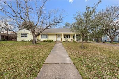 Bryan Single Family Home For Sale: 708 Enfield Street